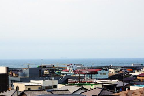 駿河湾とヤママル